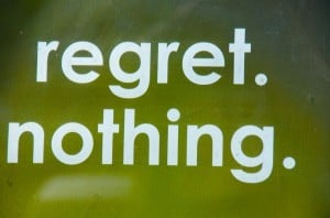 How to Live Without Regrets