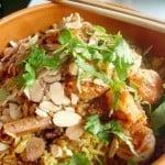 Burmese Chicken Casserole