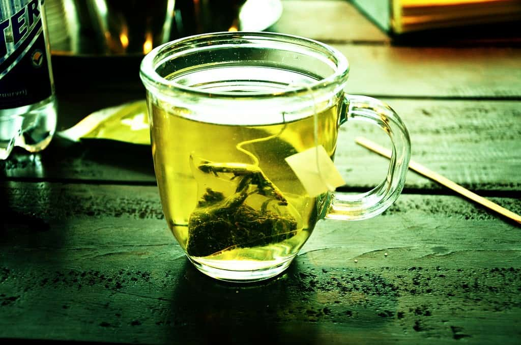 green tea is healthy for you