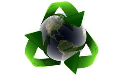 Recycle to save the planet
