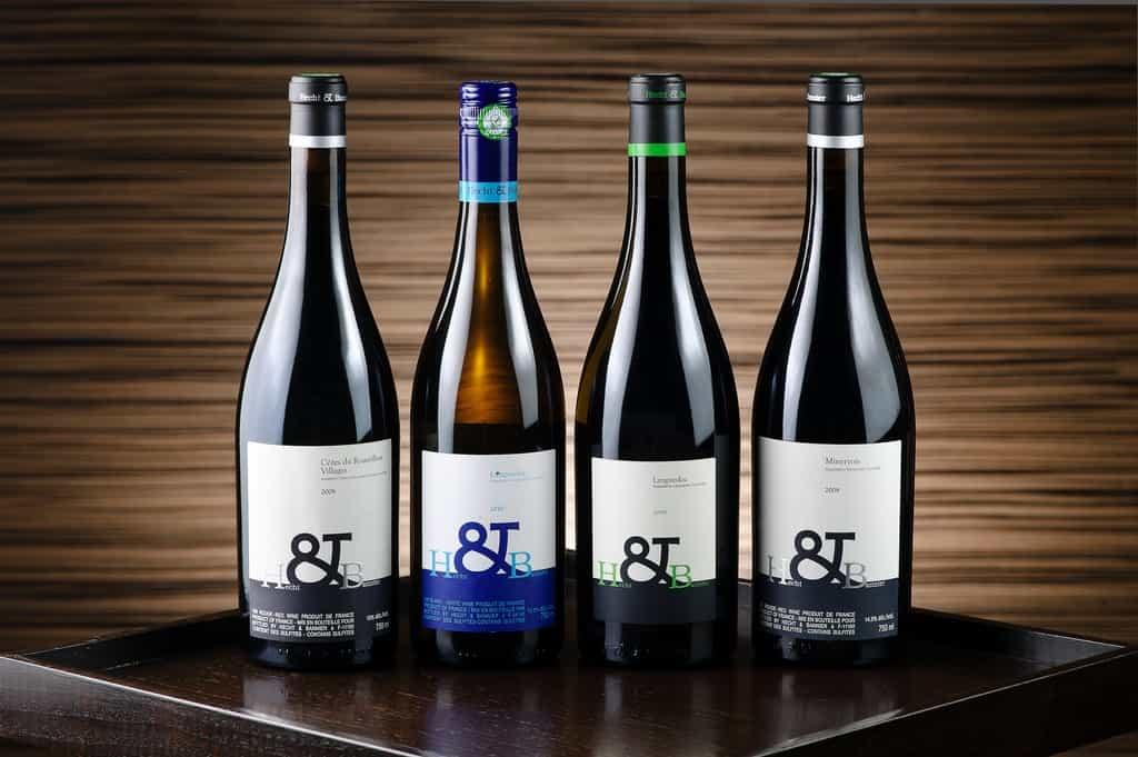 H and B wine