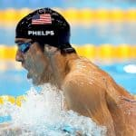 USA Olympic Hero Michael Phelps