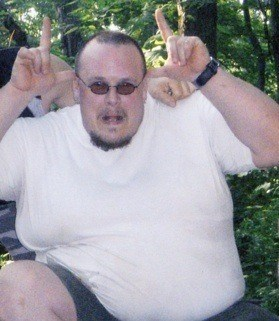 Mark Eisenhart fat picture