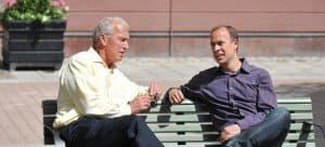 Bob and Gregg Vanourek