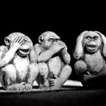 how to communicate more effectively - 3 monkeys