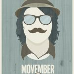Movember - Moustache