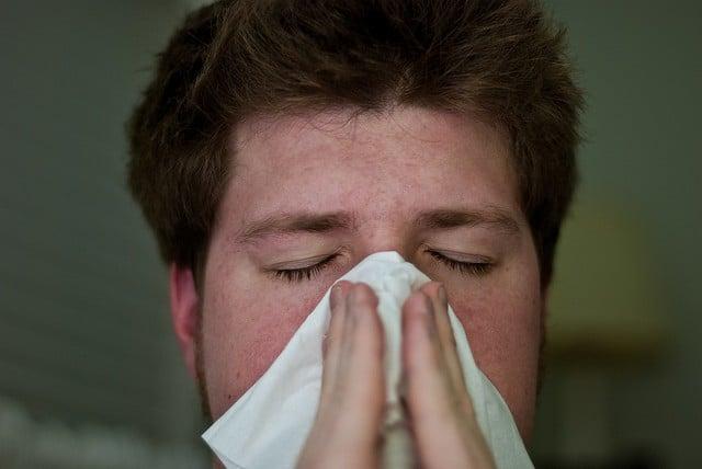 george h w bush bronchitis