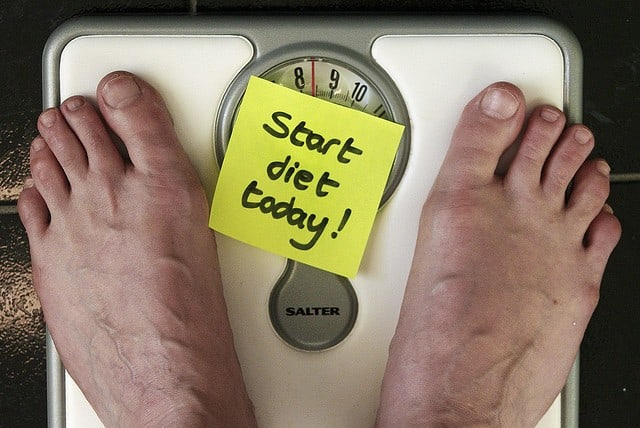 be healthy - start diet today