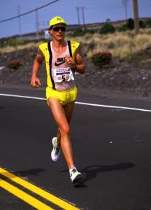 mark allen running