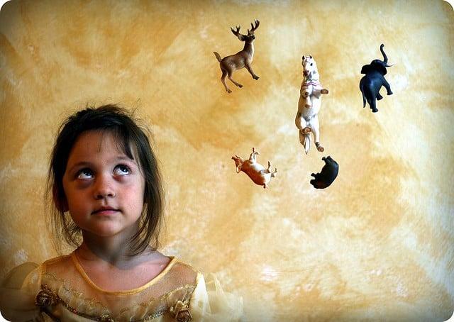 spiritual healer - child