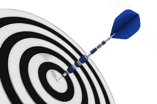 bullseye - how to achieve your goal