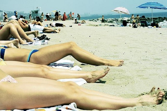 skincare - tanning
