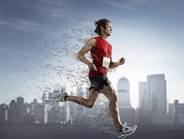 to running