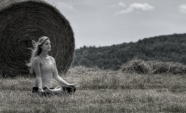 nourish yourself - meditate
