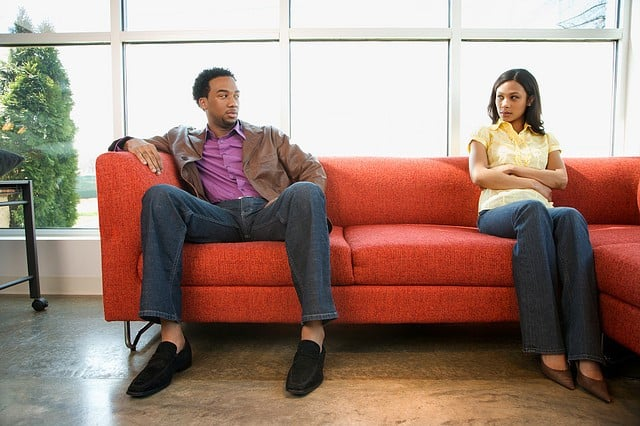 The Way You Argue With Your Partner Could Impact Your Health forecast