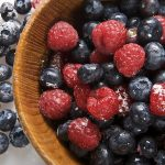 healthy eating - berries