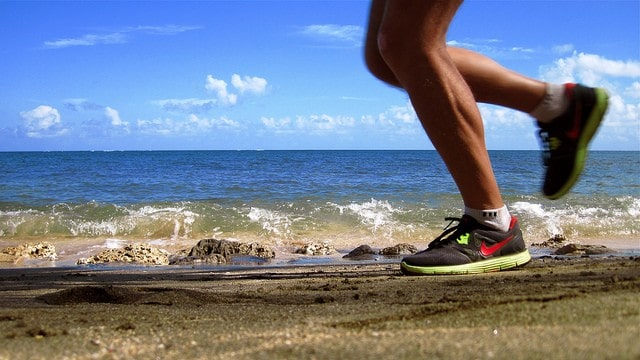 get in shape - running shoes