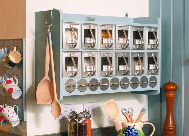 How To Organize Your Kitchen For Health - How to organize your kitchen cabinets