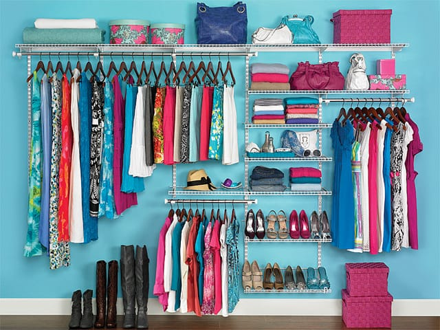how to get organized in the new year - How To Make Your Room Organized