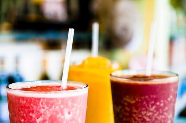 protein shake - bright