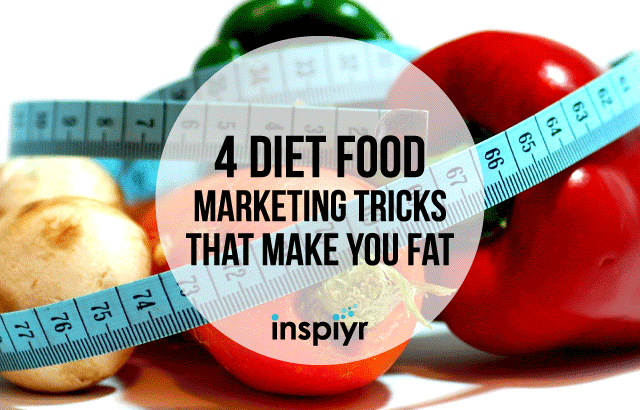 4 Diet Food Tricks that Keep You Fat