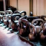 best workouts to gain muscle - kettlebells