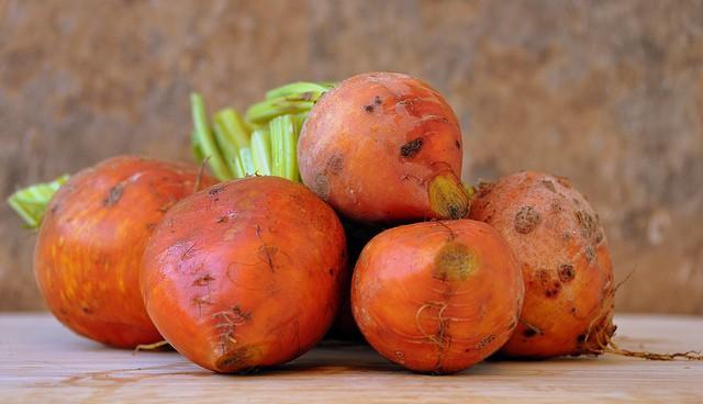 top ten healthiest foods - beets