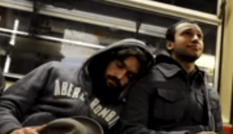 Sleeping on the Subway: The Kindness of Strangers