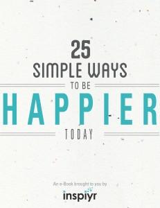 be happier