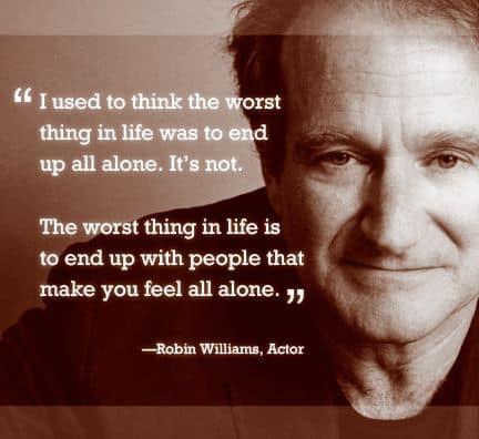 robin - people alone