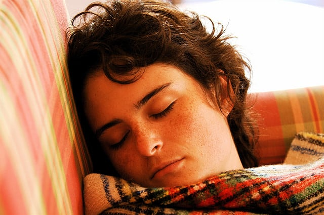 science of sleeping