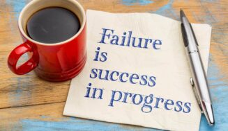 There's No Such Thing As Failing: How To Turn Failure Into Personal Growth