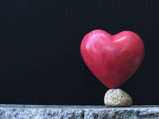 balance heart