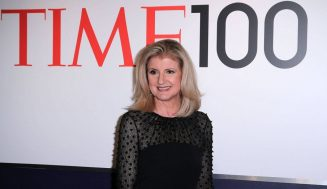 28 Inspirational Quotes from Arianna Huffington About Life, Fear and Motherhood