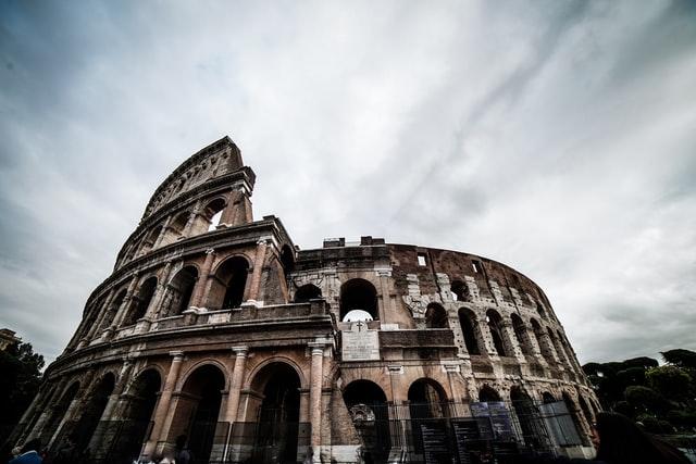 Colosseum Rome Italy Bucket List