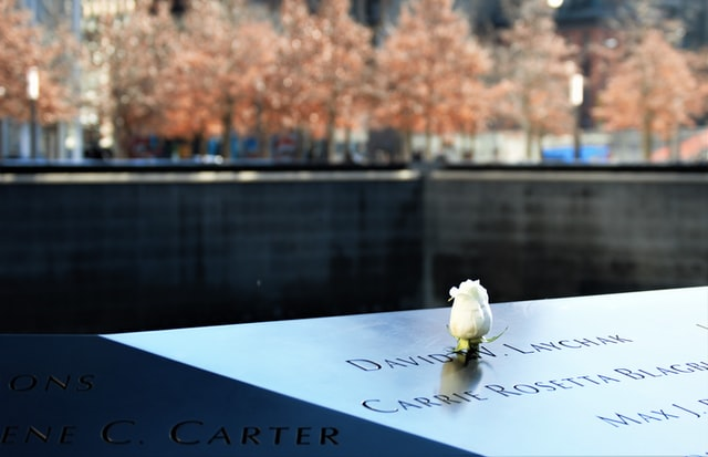9/11 memorial historical places