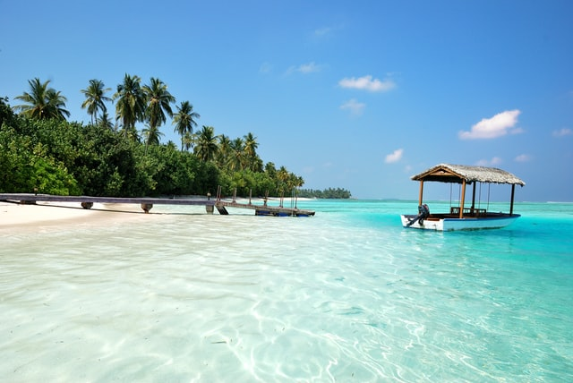 Maldives most beautiful beaches in the world