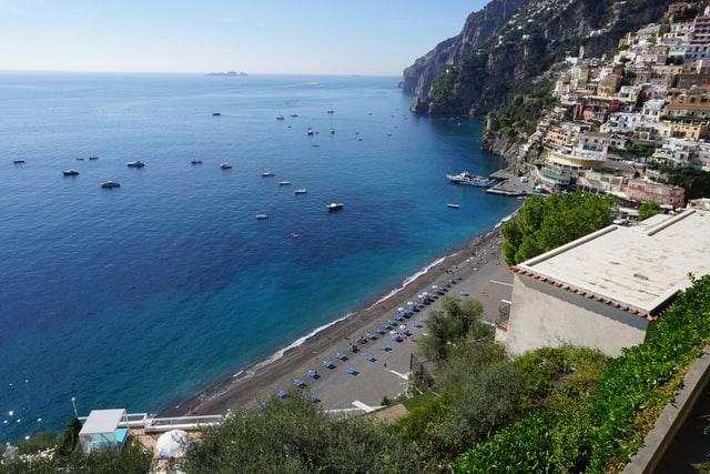 Positano Italy most beautiful beaches