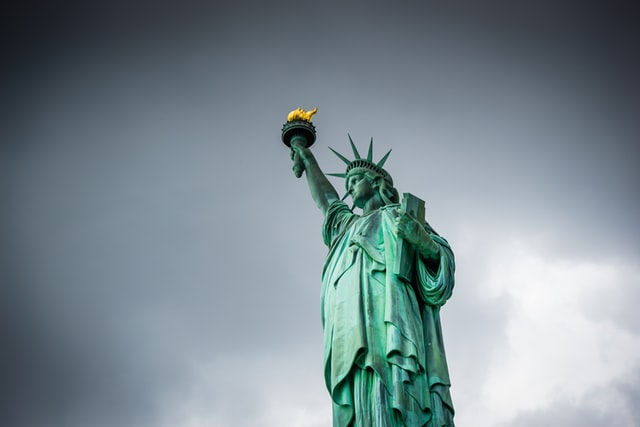 Statue of Liberty Top Historic Places in the U.S.