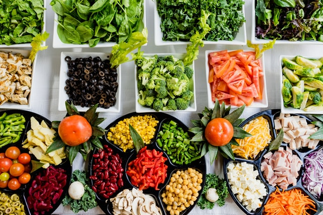 Maintain a healthy diet