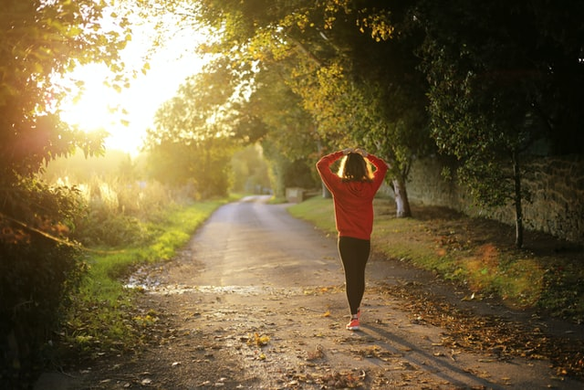 Tips for maintaining your every day health: keep your body moving